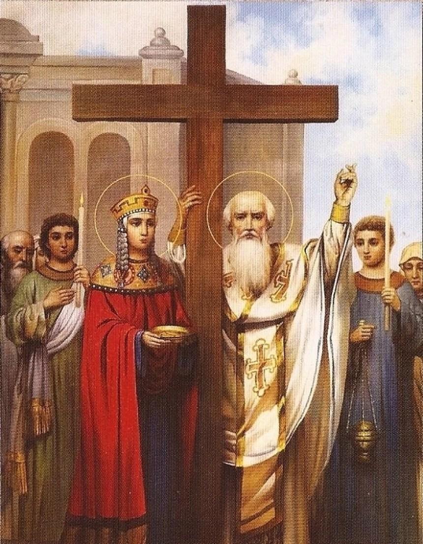 Tου Σταυρού: Τι γιορτάζουμε στις 14 Σεπτεμβρίου - Γιατί νηστεύουμε από το λάδι - Ο βασιλικός και το προζύμι της χρονιάς