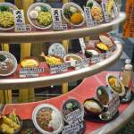 Sampuru Japanese Plastic Food Models