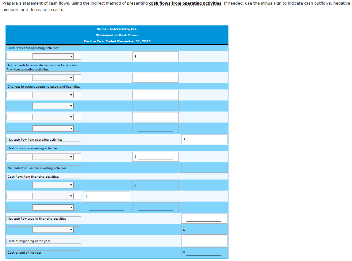 Cengage Accounting Worksheet