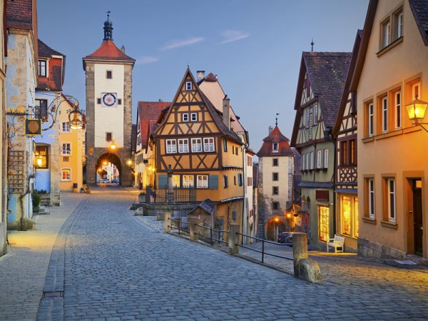 Top 10 Fairy Tale Towns in Europe - TripsToDiscover