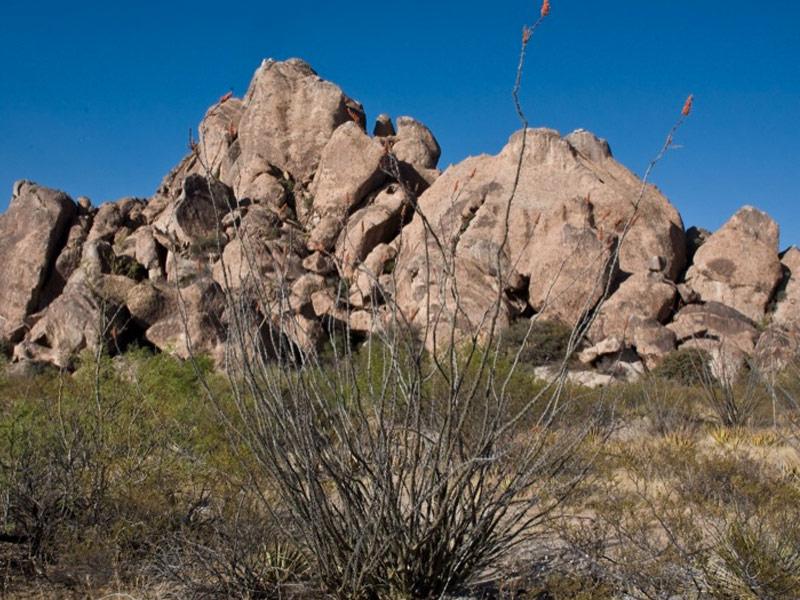 Hueco Tanks State Park, El Paso