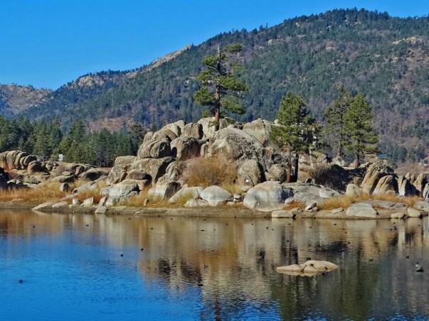 Boulder Bay at Big Bear Lake