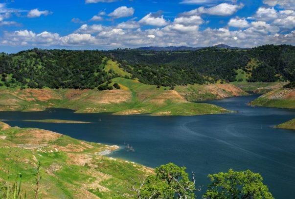 New Melones Lake, California