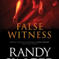 Book Review: False Witness by Randy Singer