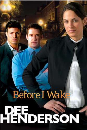 Cover Before I Wake