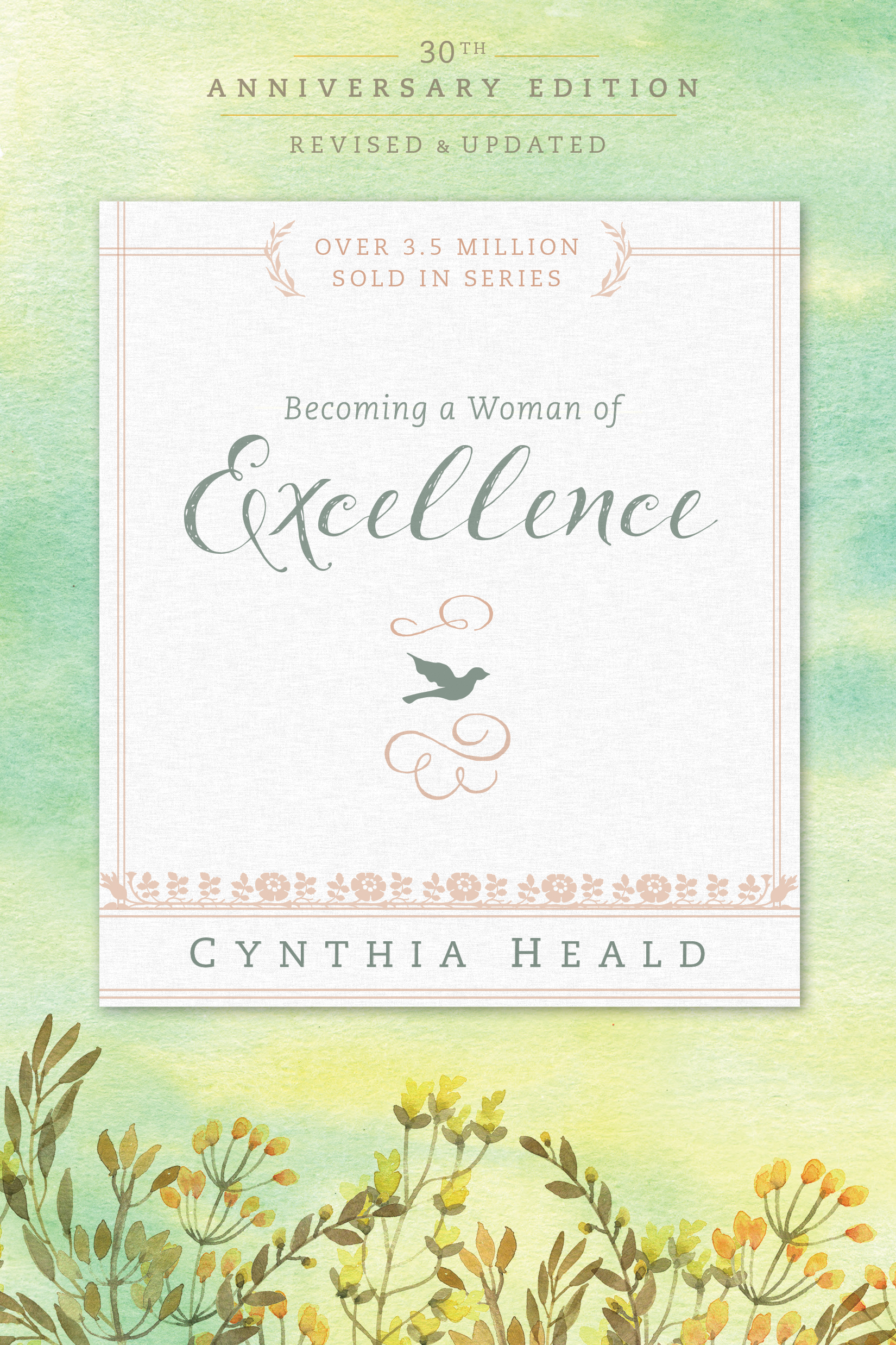 Cover: Becoming a Woman of Excellence 30th Anniversary Edition