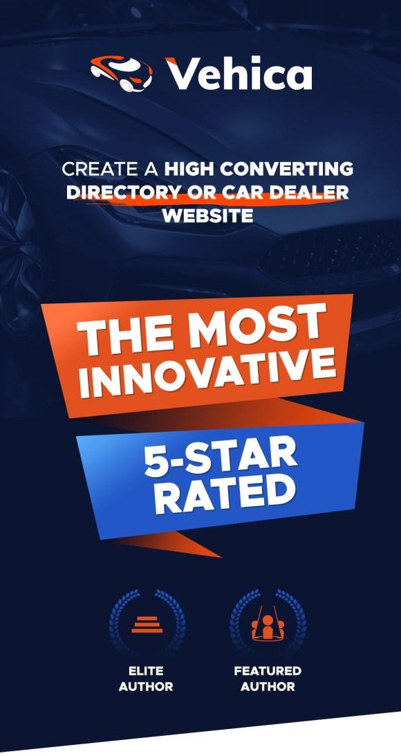 Vehica Directory Listing, Car Dealer - 1