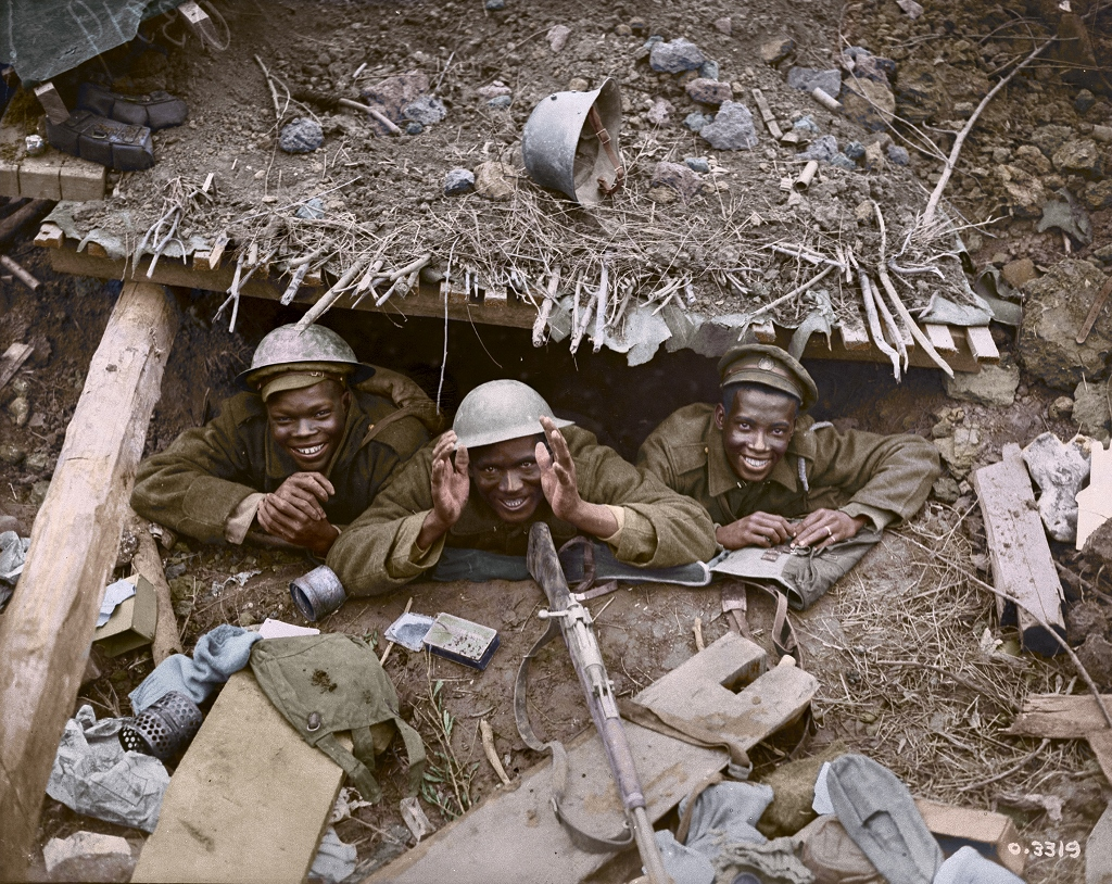 First World War In Colour Vimy Foundation