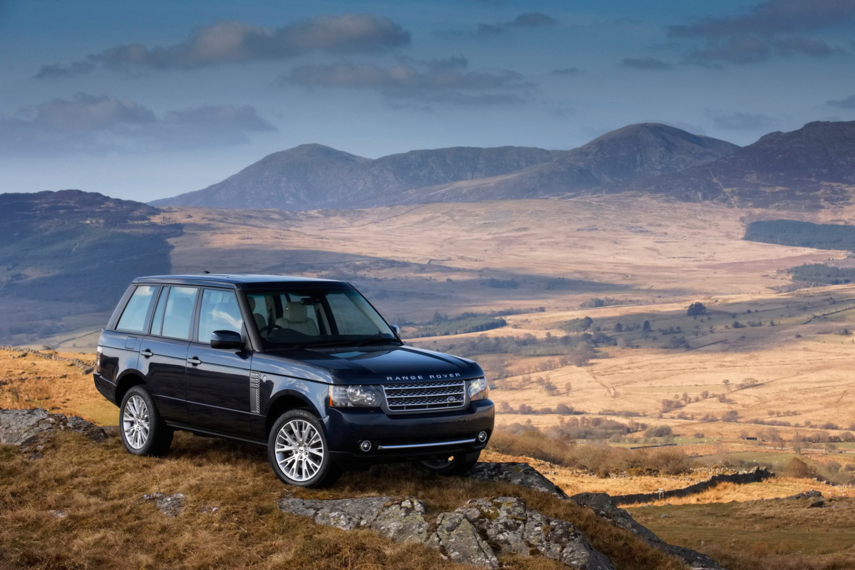 land rover has created suv containing fully functioning 4