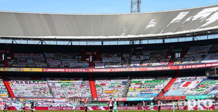 https www voetbalprimeur nl nieuws 971036 ajax fans willen spandoeken weg hebben uit de kuip finale op neutraal terrein html