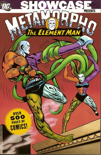 Cover for Showcase Presents: Metamorpho (DC, 2005 series) #1