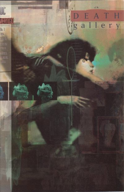 Cover for A Death Gallery (DC, 1994 series) #1