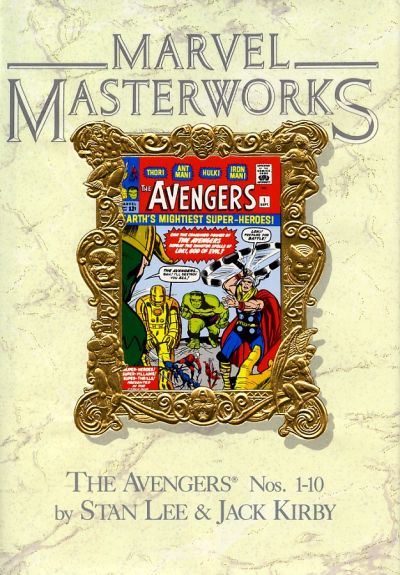Cover for Marvel Masterworks (Marvel, 1987 series) #4