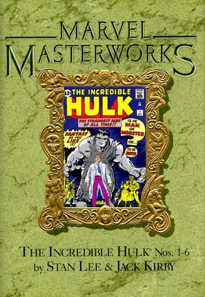 Cover for Marvel Masterworks (Marvel, 1987 series) #8