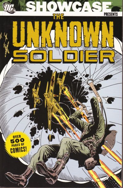 Cover for Showcase Presents The Unknown Soldier (DC, 2006 series) #1