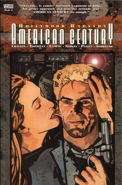 Cover for American Century (DC, 2001 series) #2 - Hollywood Babylon