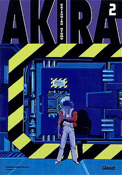 Cover for Akira (Glénat Benelux, 2002 series) #2