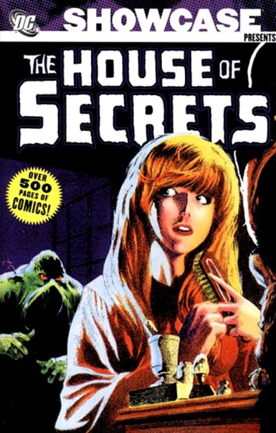 Cover for Showcase Presents: The House of Secrets (DC, 2008 series) #1