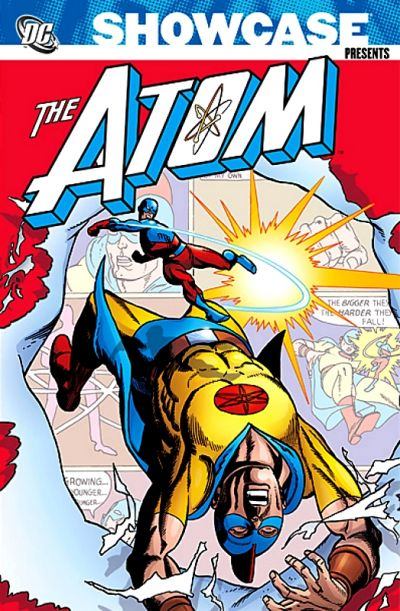 Cover for Showcase Presents: The Atom (DC, 2007 series) #2