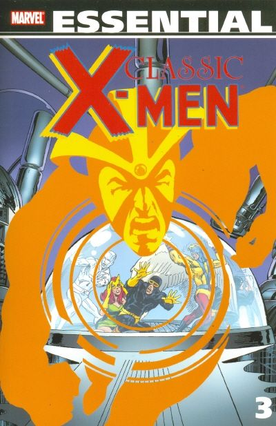 Cover for Essential Classic X-Men (Marvel, 2006 series) #3