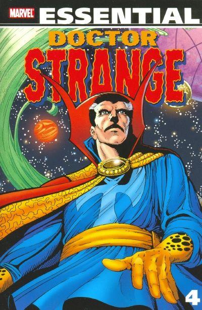 Cover for Essential Dr. Strange (Marvel, 2001 series) #4