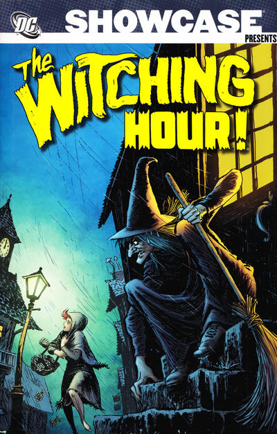 Cover for Showcase Presents: The Witching Hour (DC, 2011 series) #1