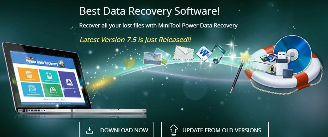 برنامج استعادة الملفات المحذوفة من الكمبيوتر ويندوز 8 ,7 عربي مجانا