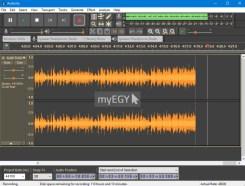 تحميل برنامج فصل الصوت عن الموسيقى Audacity مجانا عربي 2018 2