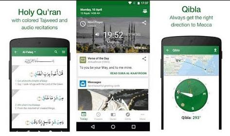 تحميل تطبيق مسلم برو Muslim Pro للاندرويد برابط مجاني