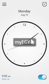 تحميل تطبيق المنبه للاندرويد alarm clock مجانا 1