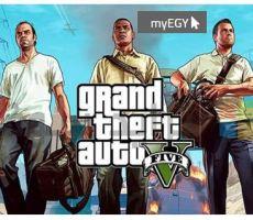 تنزيل لعبة جاتا Grand Theft Auto V للكمبيوتر برابط مباشر