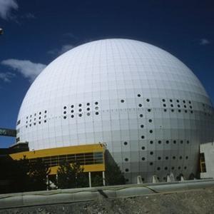 Ericsson Globe (Stockholm, 1989)   Structurae
