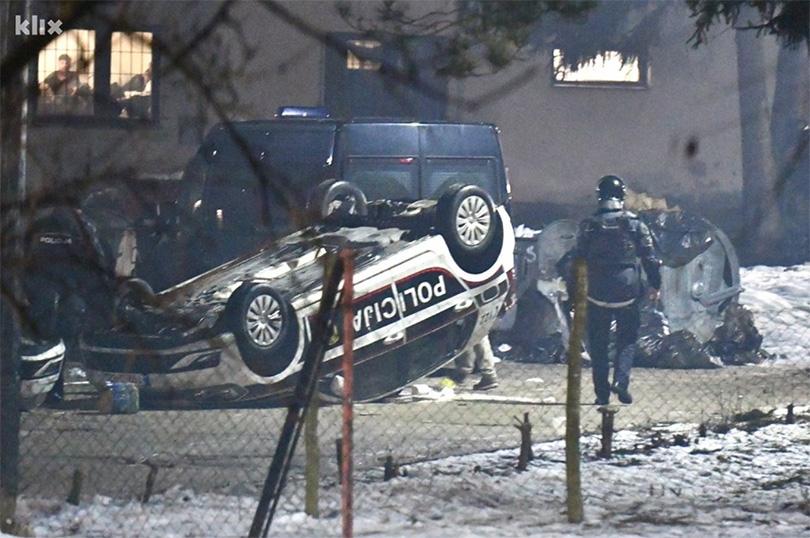 BiH: Violent incidents reported in Blažuj migrant camp – Balkans News