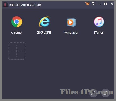 DRmare Audio Capture Key Free Download