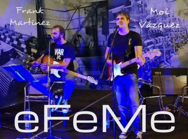 El grup eFeMe animarà la nit de Cap d'Any