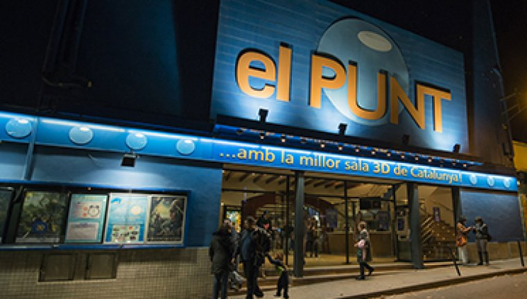 Cinemes El Punt