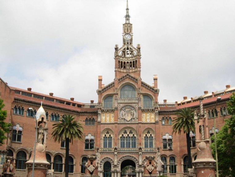 El Recinte Modernista de Sant Pau és seu de la Facultat de Medicina de la UAB