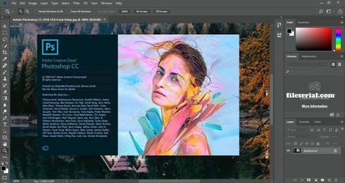 Adobe Photoshop CC 2021 Build 22.1.1.138 Crack With Keygen Free