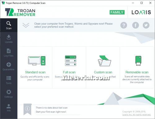 Loaris Trojan Remover 3.1.61 Crack with License Key 2021 (Mac/Win)