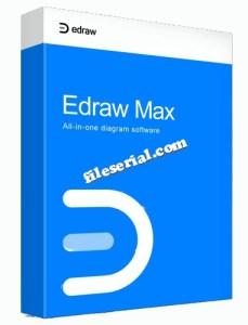 Edraw Max 10 Crack Full License Key + Code Generator [Win/MAC]