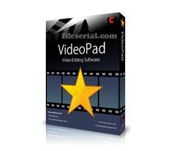 VideoPad Video Editor 8.82 Crack + License Keygen (2020) Download