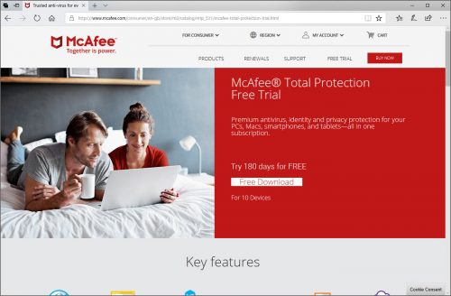 McAfee Total Protection 2020 16.0 R26 Crack + Keygen Latest Version