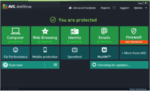 AVG AntiVirus Crack 18.7.4041 with Serial Key