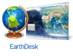 EarthDesk 7.3.1 Crack MAC Full Product Key.