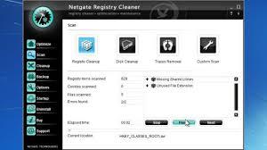 NETGATE Registry Cleaner 2019 18.0.660 Crack