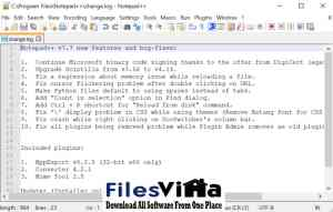 Notepad++ Download Free