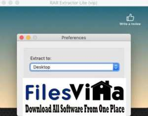RAR Extractor for Mac Free Download