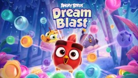 Angry Birds Dream Blast Game