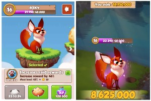 Feed Your Pet in Coin Master