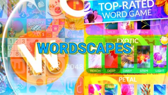 Wordscapes Tips